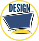 web site design icon